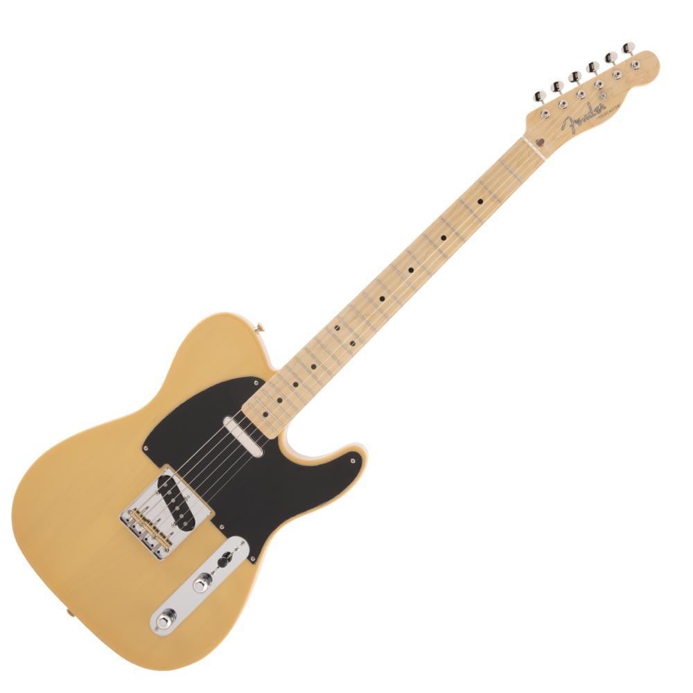 フェンダー 日本製 トラディショナル シリーズ Fender Made in Japan Traditional 50s Telecaster MN BTB エレキギター
