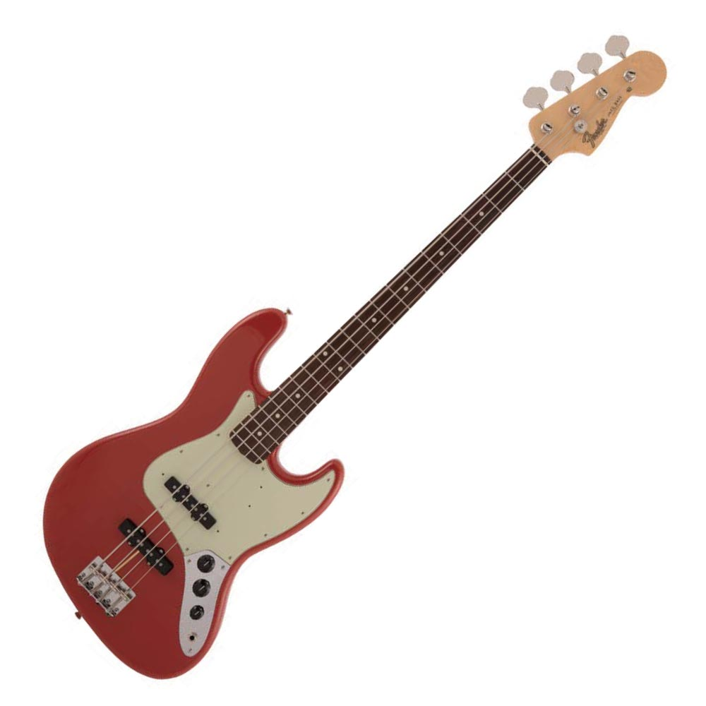 Fender Made in Japan Traditional 60s Jazz Bass RW FRD エレキベース