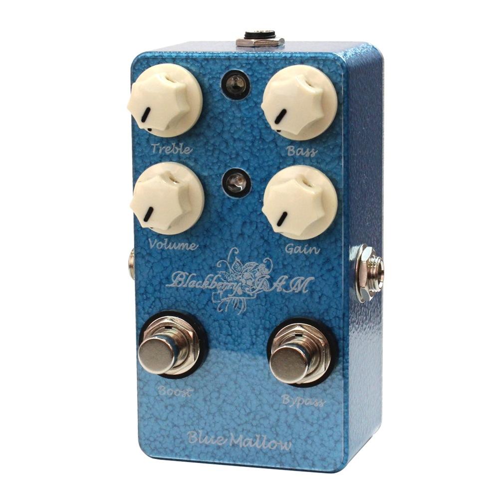 Blackberry JAM Blue Mallow オーバードライブ ギターエフェクター