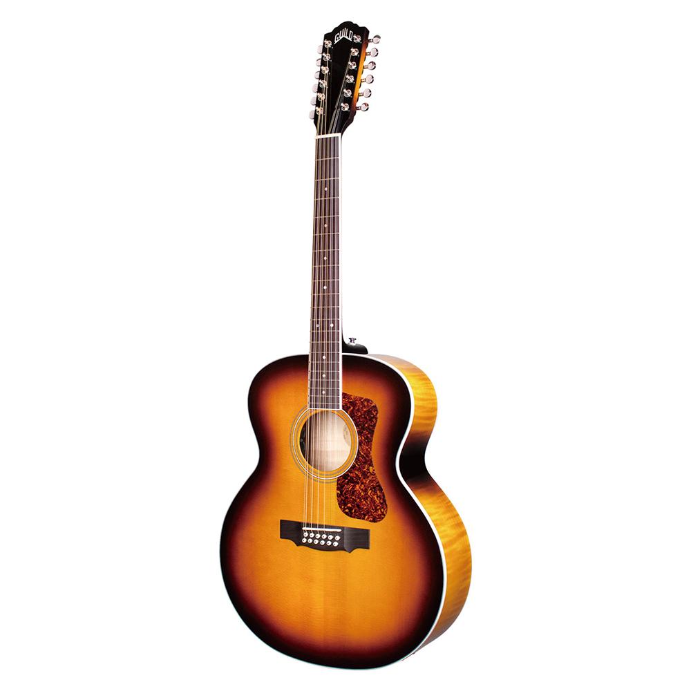 GUILD F-2512E DELUXE 12弦エレクトリックアコースティックギター