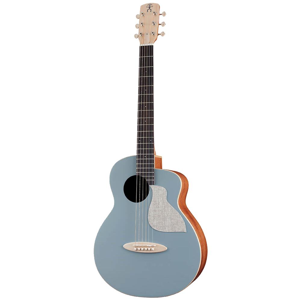 aNueNue Bird Guitar aNN-MC10-BAE ピックアップ付き ミニアコースティックギター