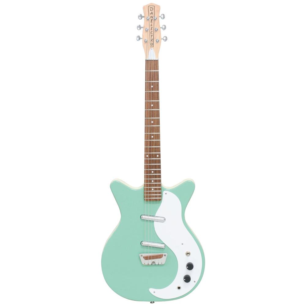 Danelectro Guitar STOCK'59 V.AQUA エレキギター