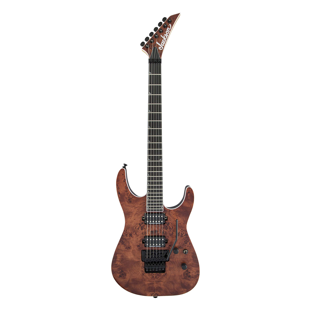 Jackson Pro Series Soloist SL2P MAH Carmel Burl エレキギター