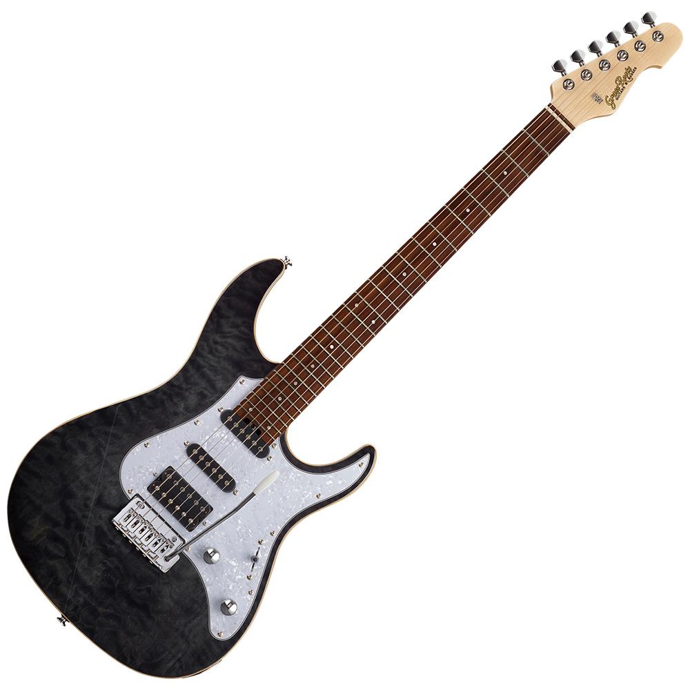 GrassRoots G-SN-CTM See Thru Black エレキギター