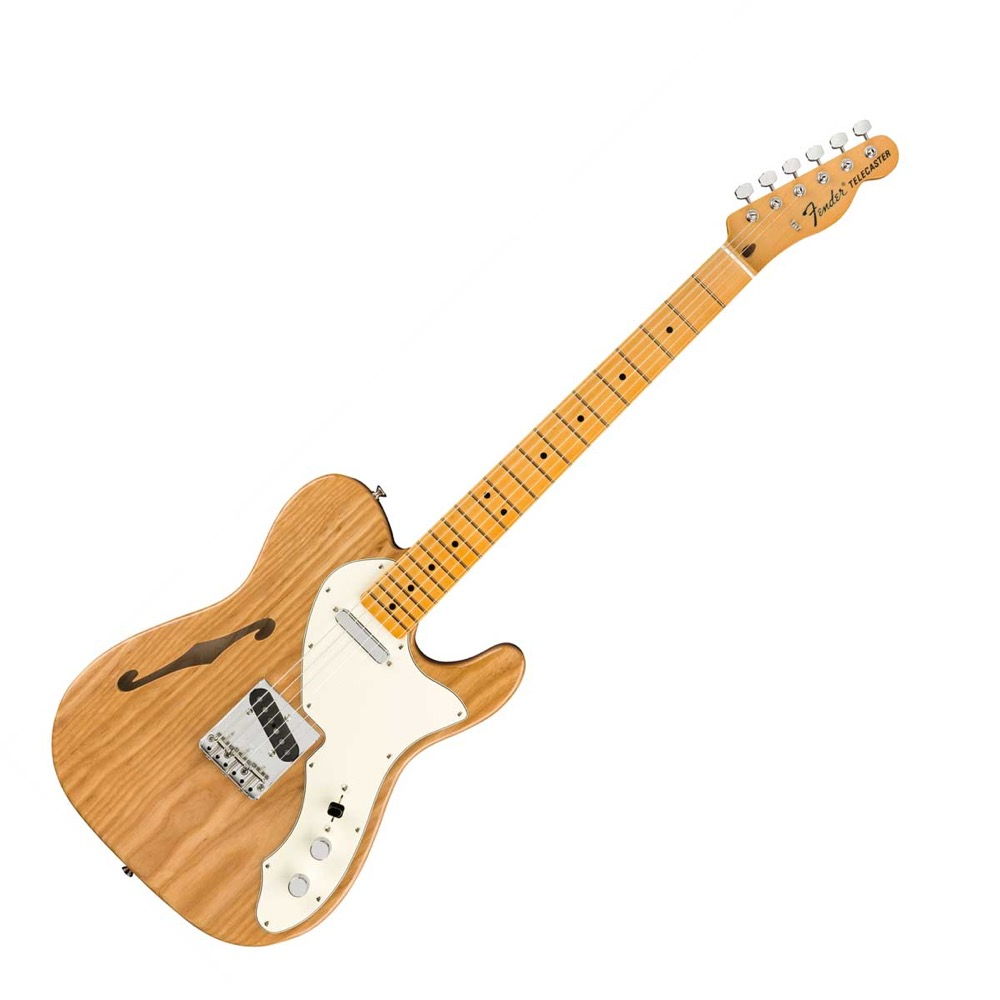 Fender American Original 60s Telecaster Thinline Maple Fingerboard Aged Natural エレキギター