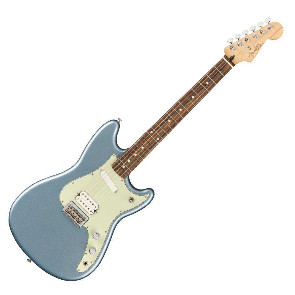 Fender Player Duo Sonic HS PF IBM エレキギター