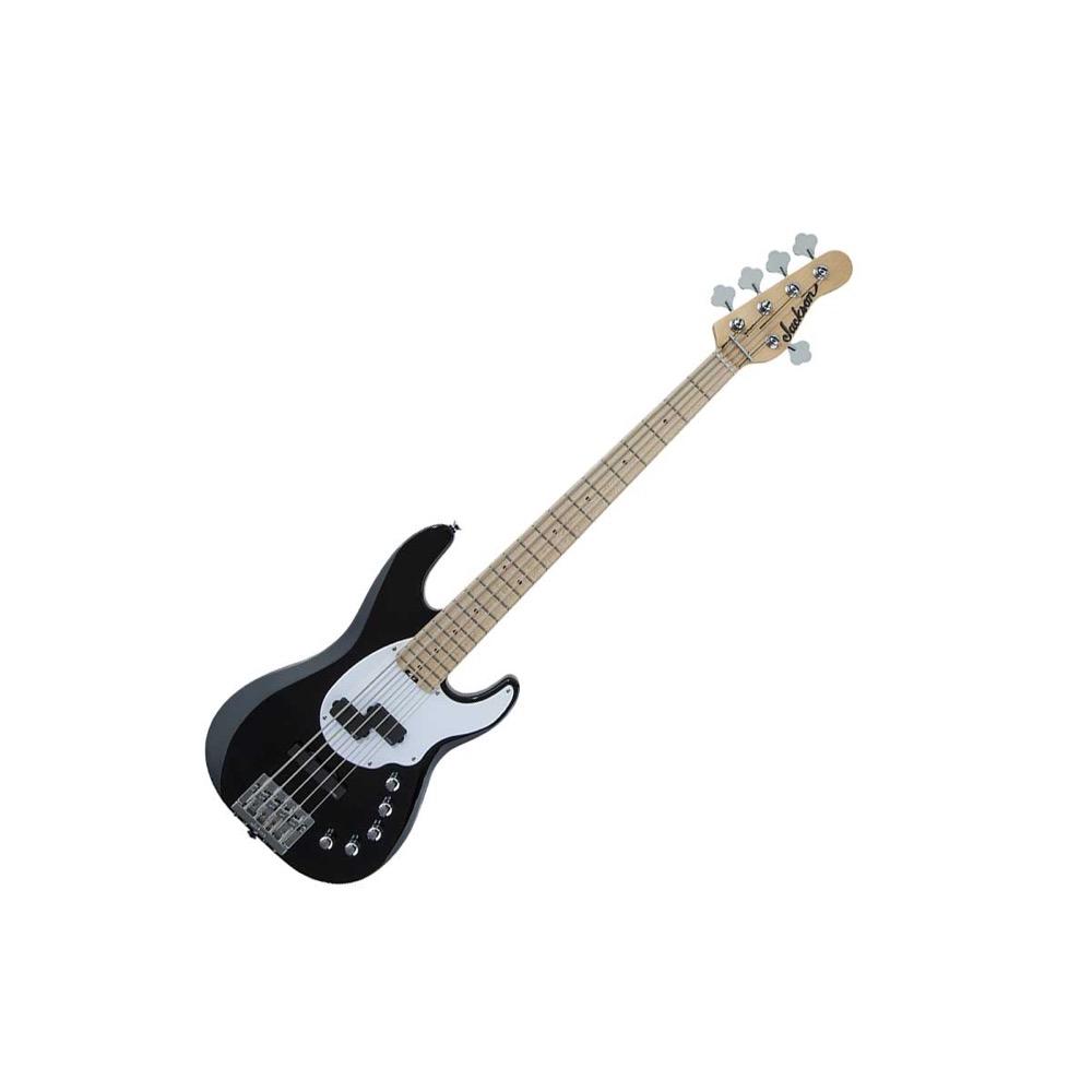 Jackson X Series Signature David Ellefson Concert Bass CBXM V Gloss Black 5弦エレキベース