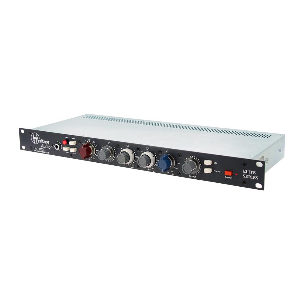 Heritage Audio HA73EQ Elite マイクプリアンプ・EQ