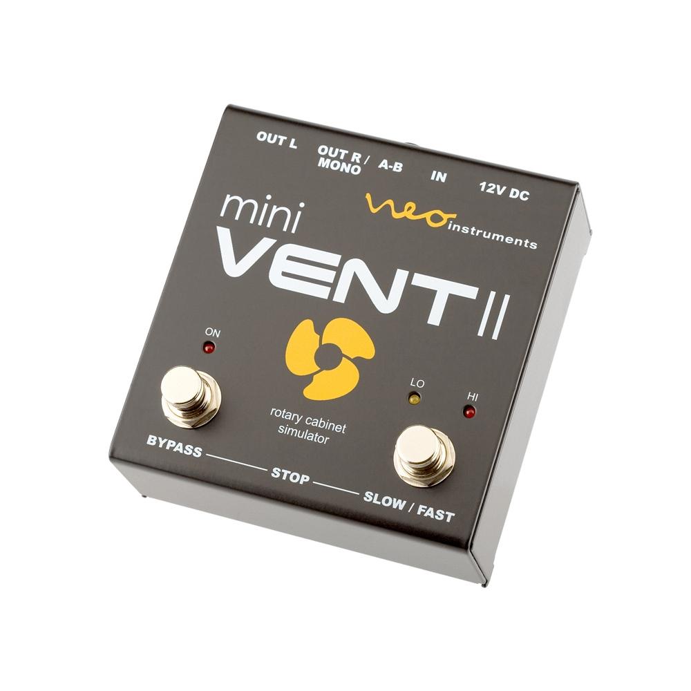 Neo Instruments mini VENT II ロータリースピーカーシミュレーター