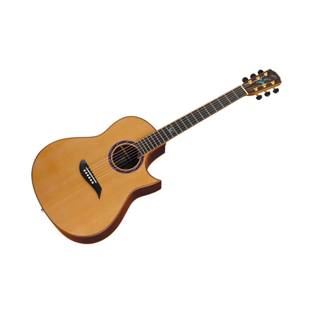 MORRIS S-107 III NAT エレクトリック アコースティックギター