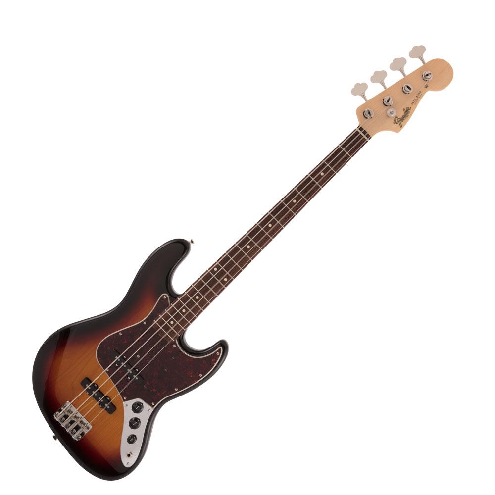 Fender Made in Japan Heritage 60s Jazz Bass RW 3TS エレキベース