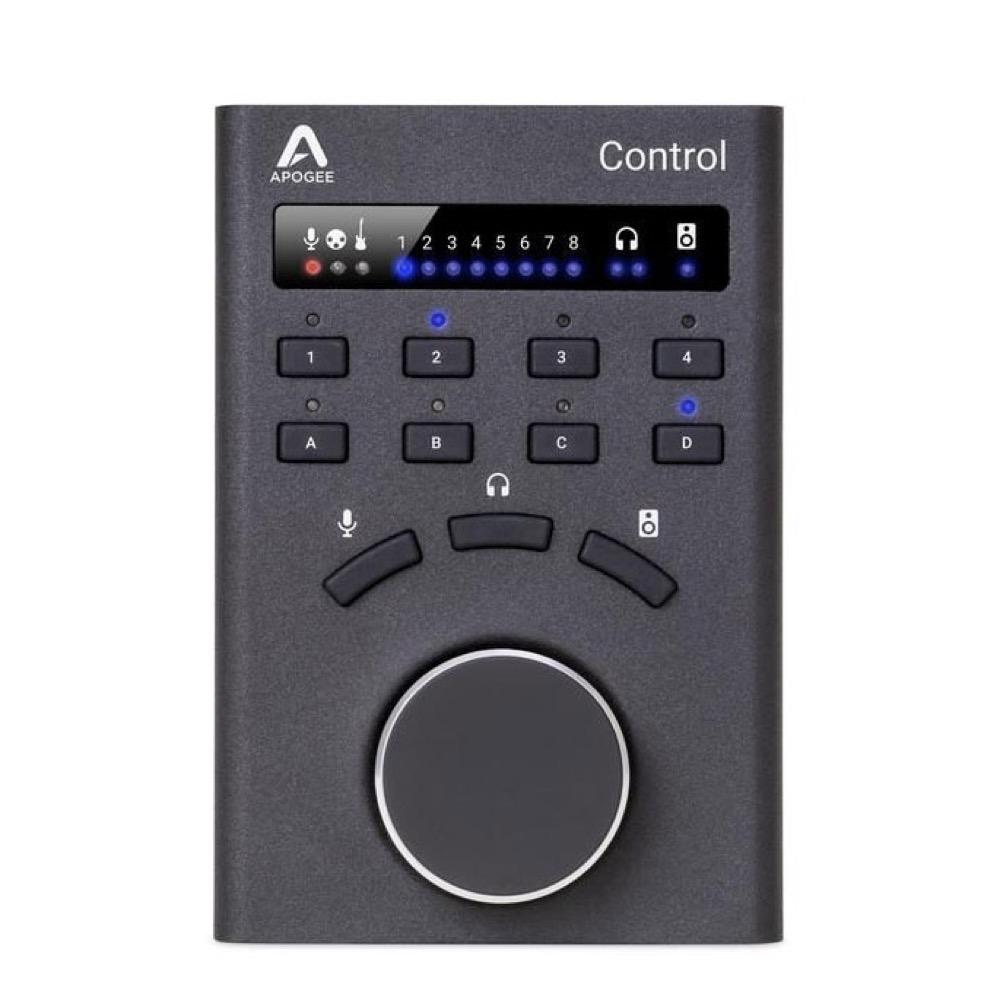 Apogee CONTROL Hardware controller USBコントローラー