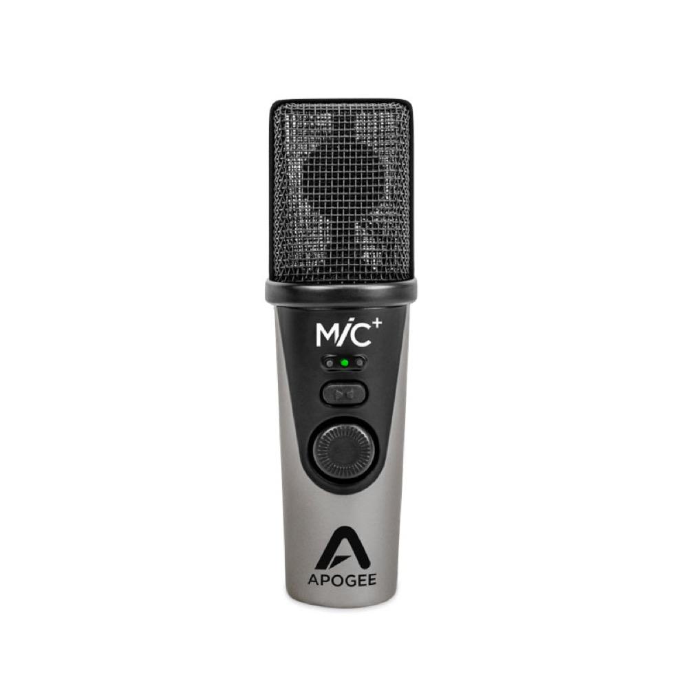 Apogee MiC Plus USB コンデンサーマイク