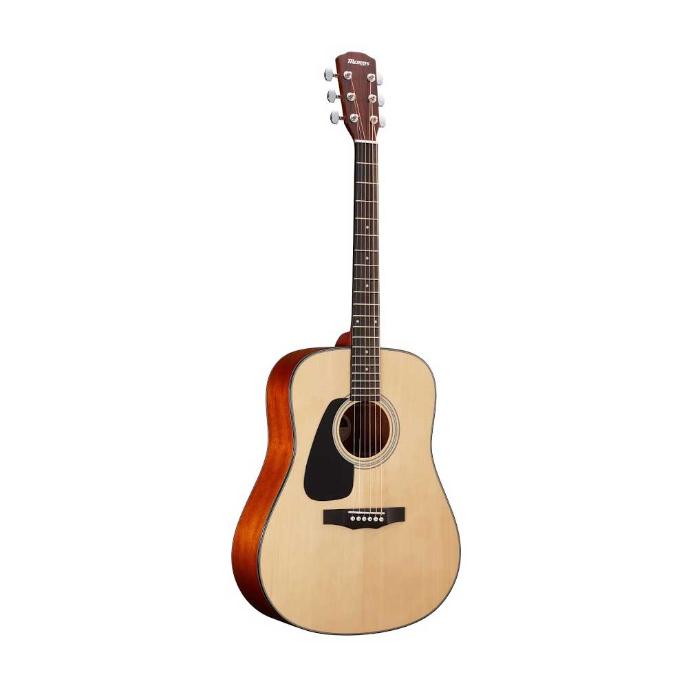 MORRIS M-350 LH NAT 左利き用 アコースティックギター