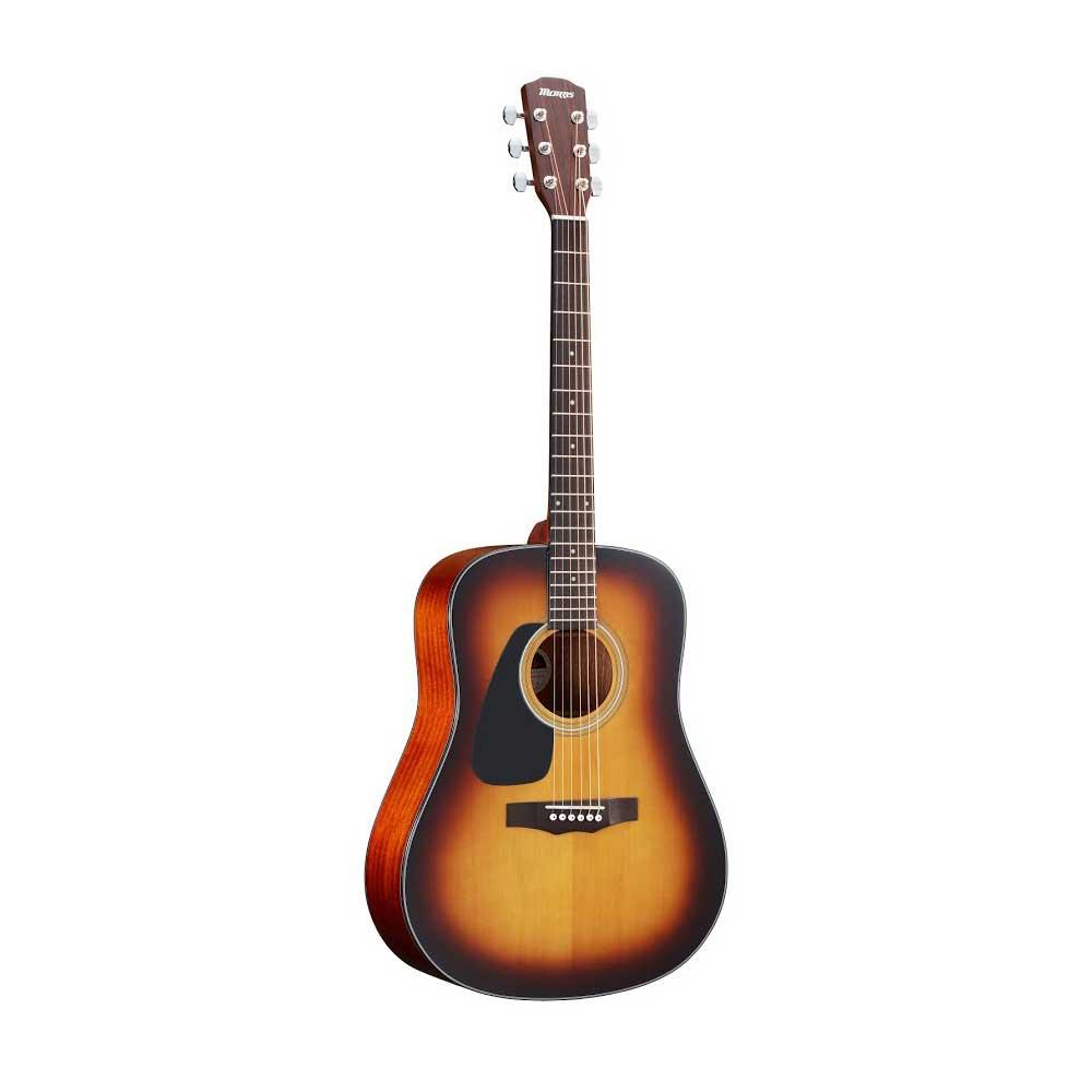 MORRIS M-350 LH TS 左利き用 アコースティックギター