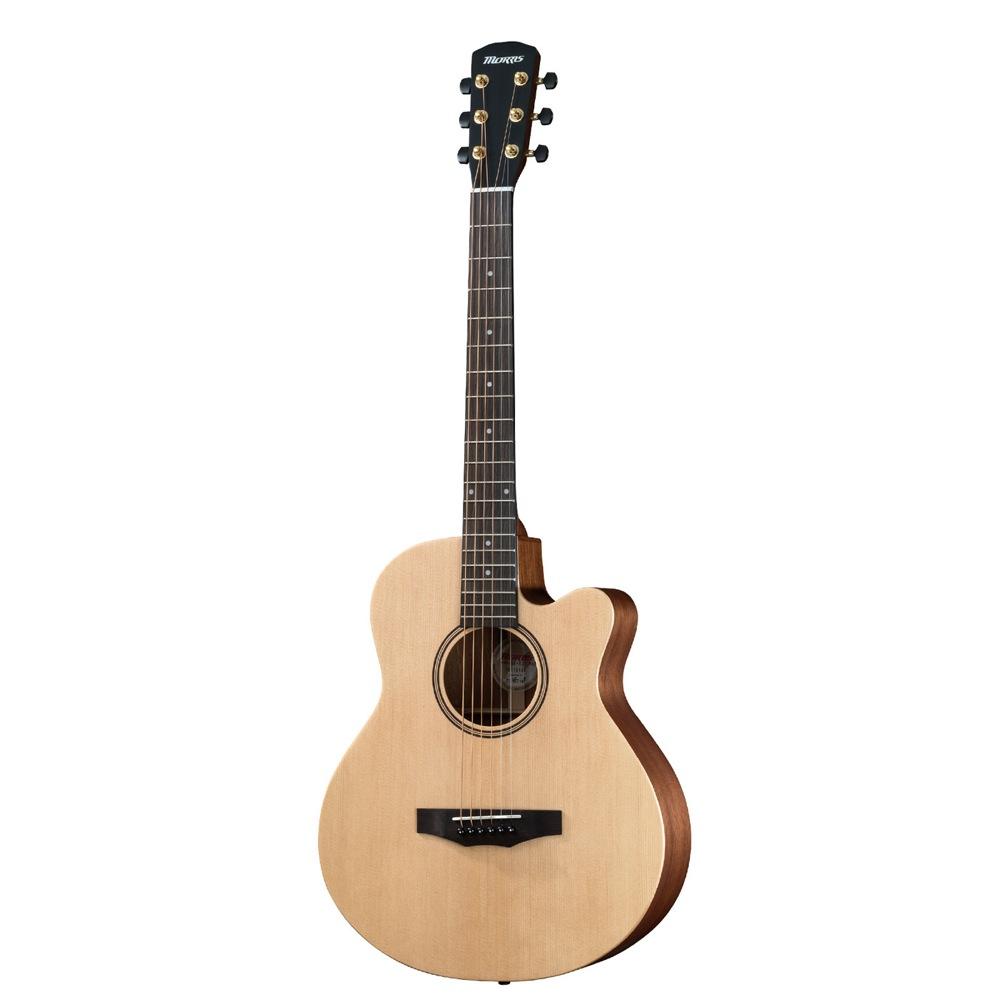 MORRIS SA-021 NAT アコースティックギター