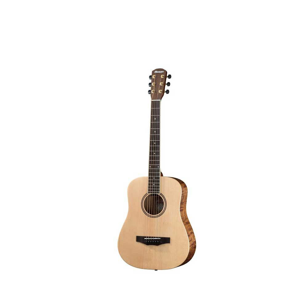MORRIS LA-021 NAT ミニ アコースティックギター