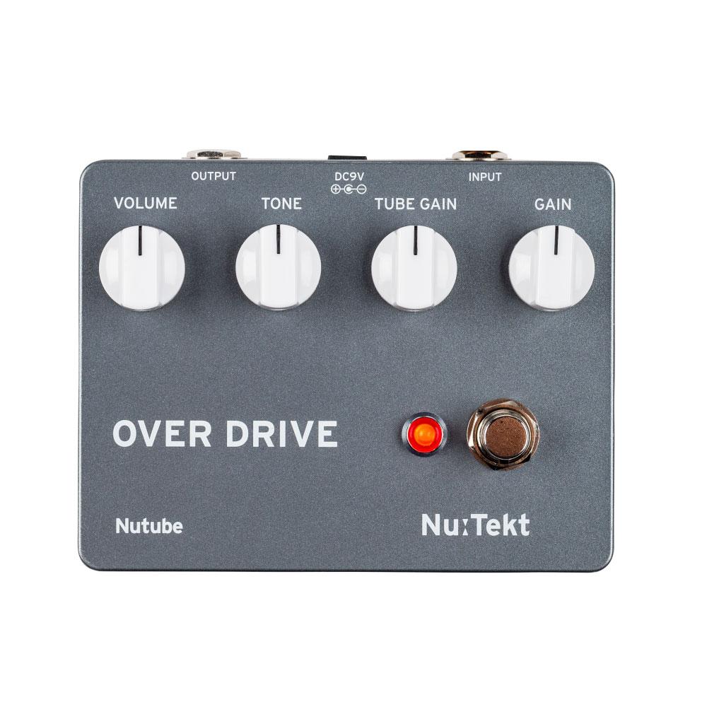 Nu:Tekt OD-S nutubeを使用した真空管オーバードライブ 製作キット 【要組み立て/ハンダ不要】
