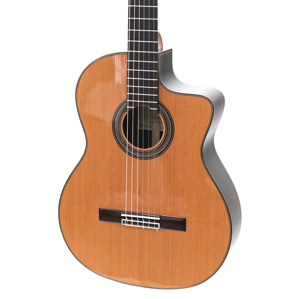 ARIA A-85CWE/Cdr エレクトリッククラシックギター