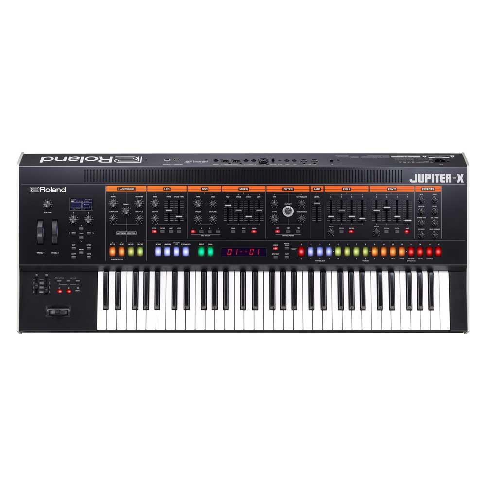 ROLAND JUPITER-X Synthesizer シンセサイザー