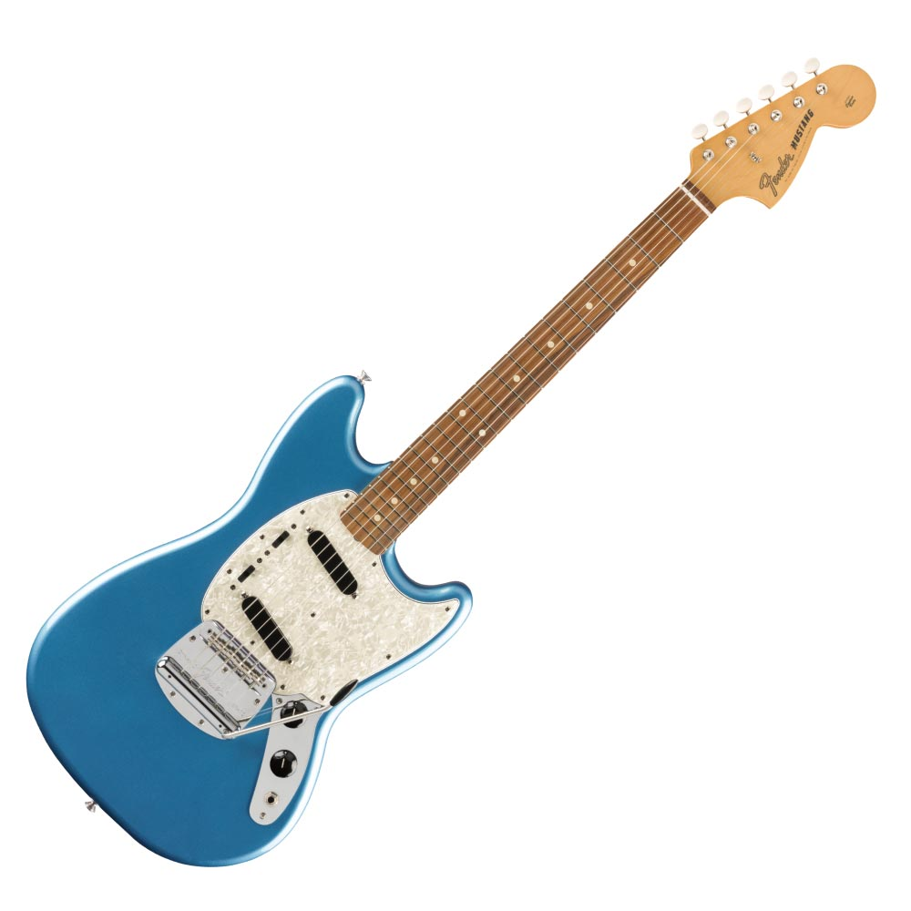 Fender Vintera '60s Mustang PF LPB エレキギター