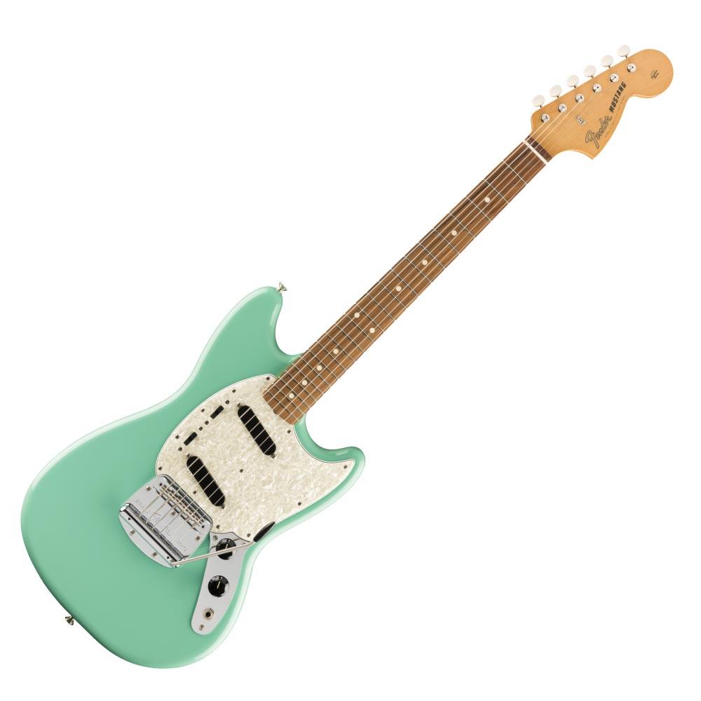 Fender Vintera '60s Mustang PF SFMG エレキギター