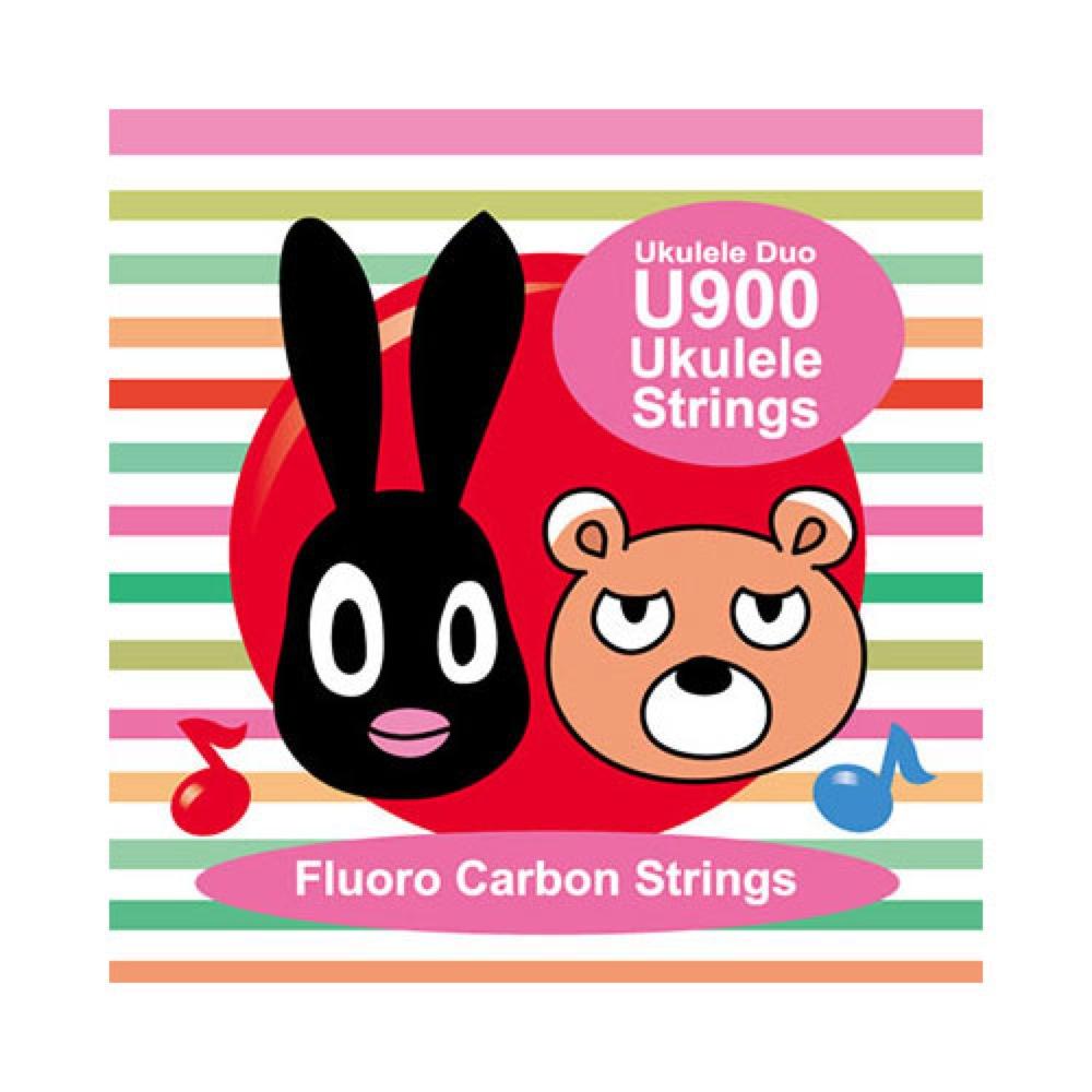 推奨 おすすめ特集 オルカス U900ウクレレ弦 ソプラノ コンサート用 OS-U900 ORCAS ウクレレ弦