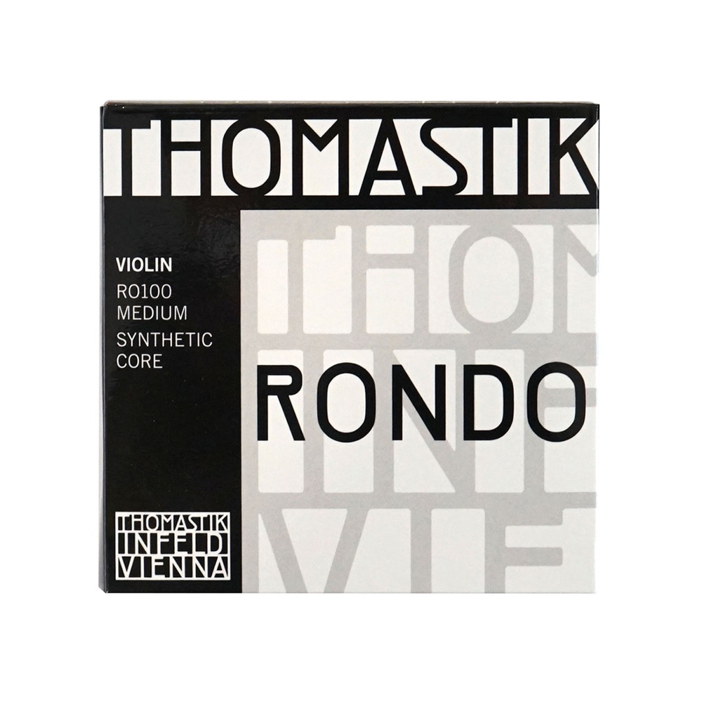 Thomastik RONDO RO100 4/4 バイオリン弦 セット