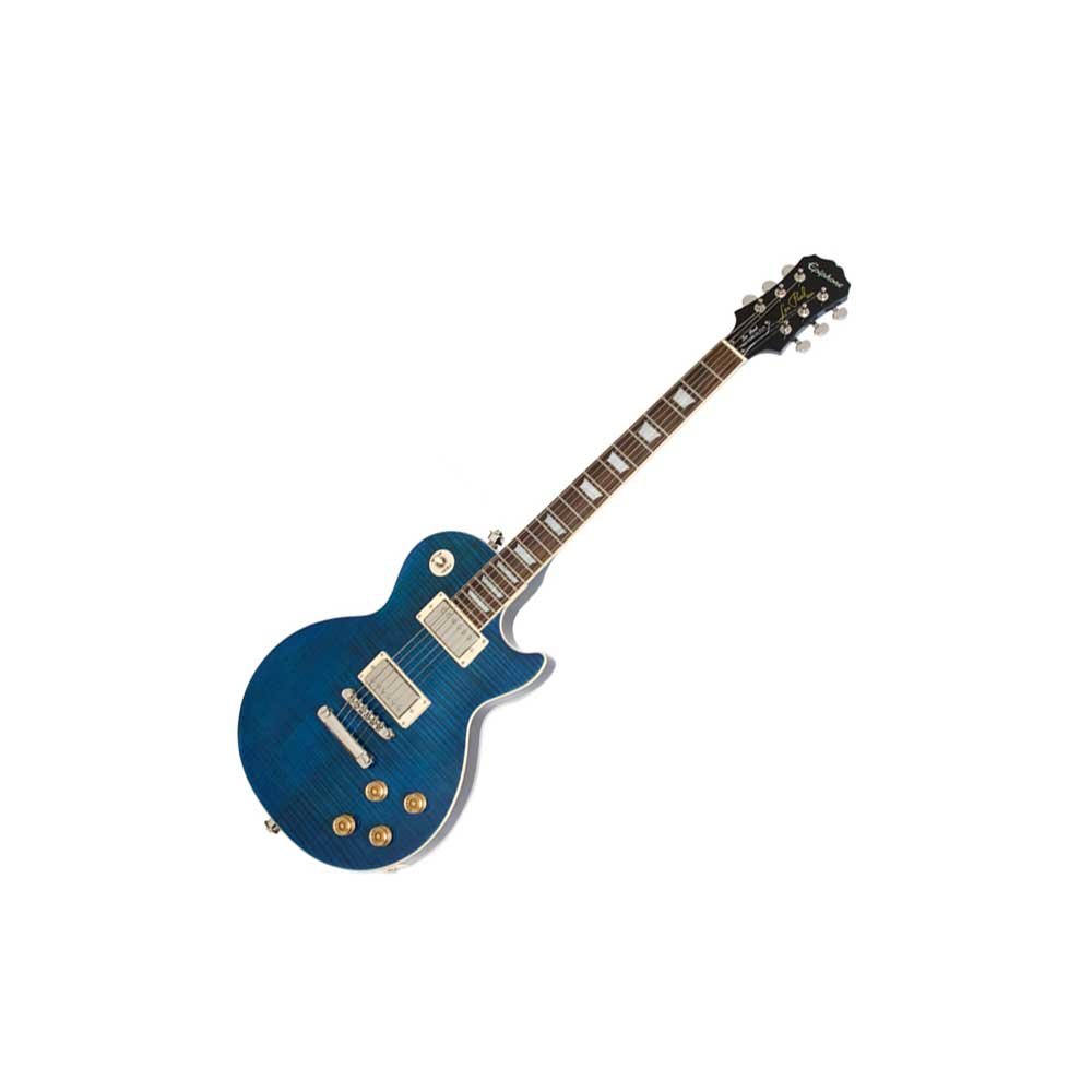 Epiphone Les Paul Tribute Plus Outfit Midnight Sapphire ENTPMSNH1 エレキギター