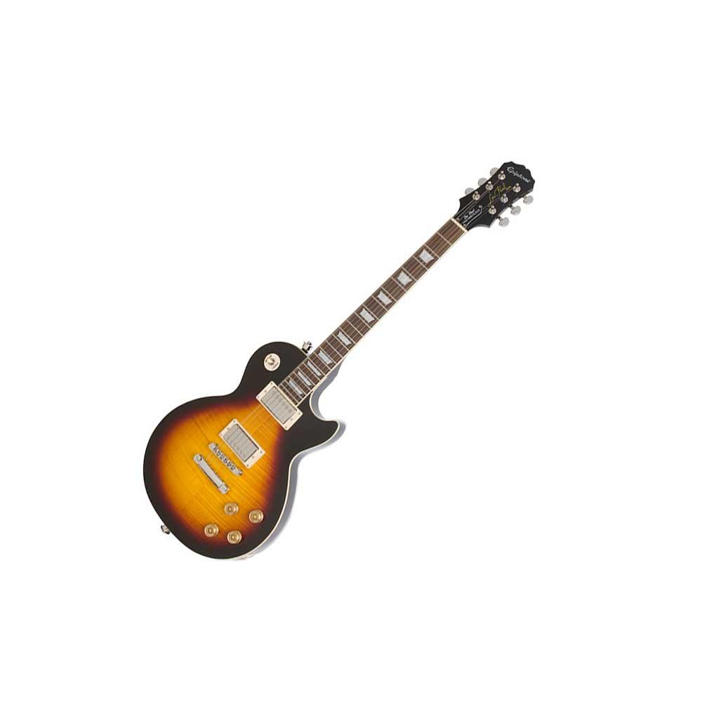 Epiphone Les Paul Tribute Plus Vintage Sunburst ENTPVSNH1 エレキギター