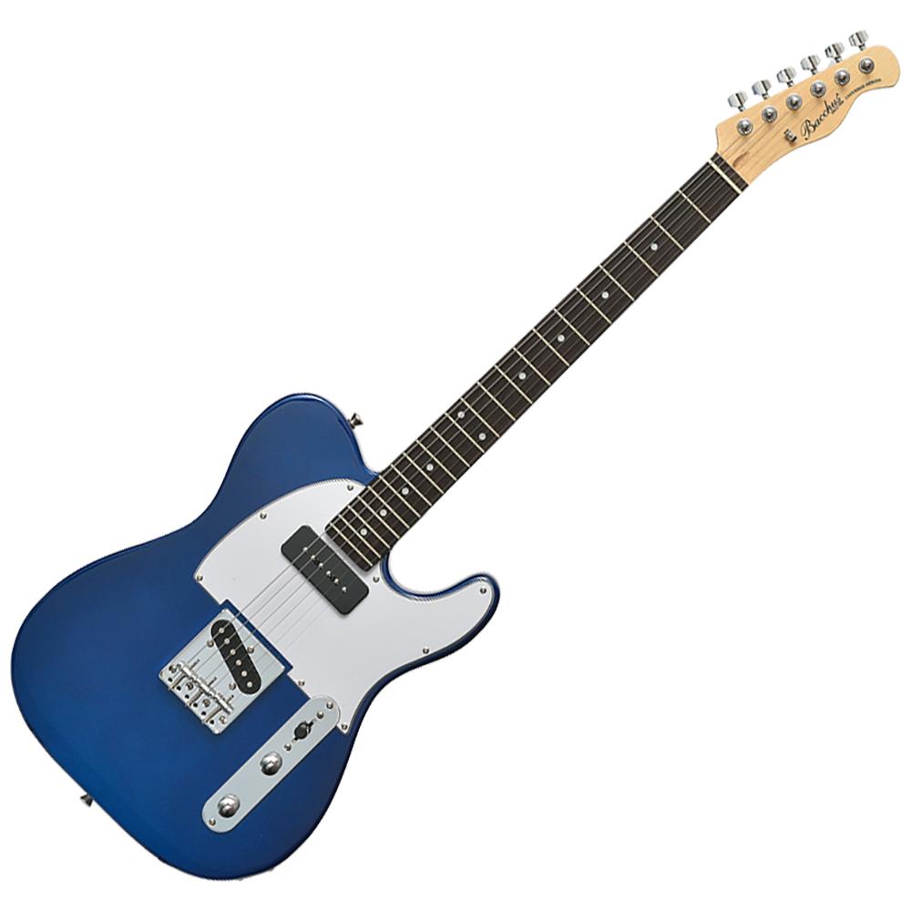 BACCHUS BTE-2R DLPB エレキギター