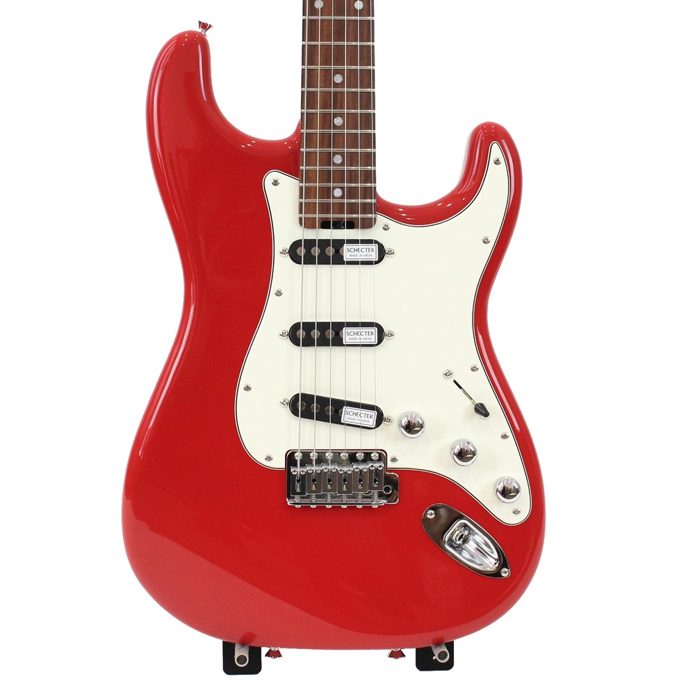 SCHECTER PS-TR-ST FRED エレキギター