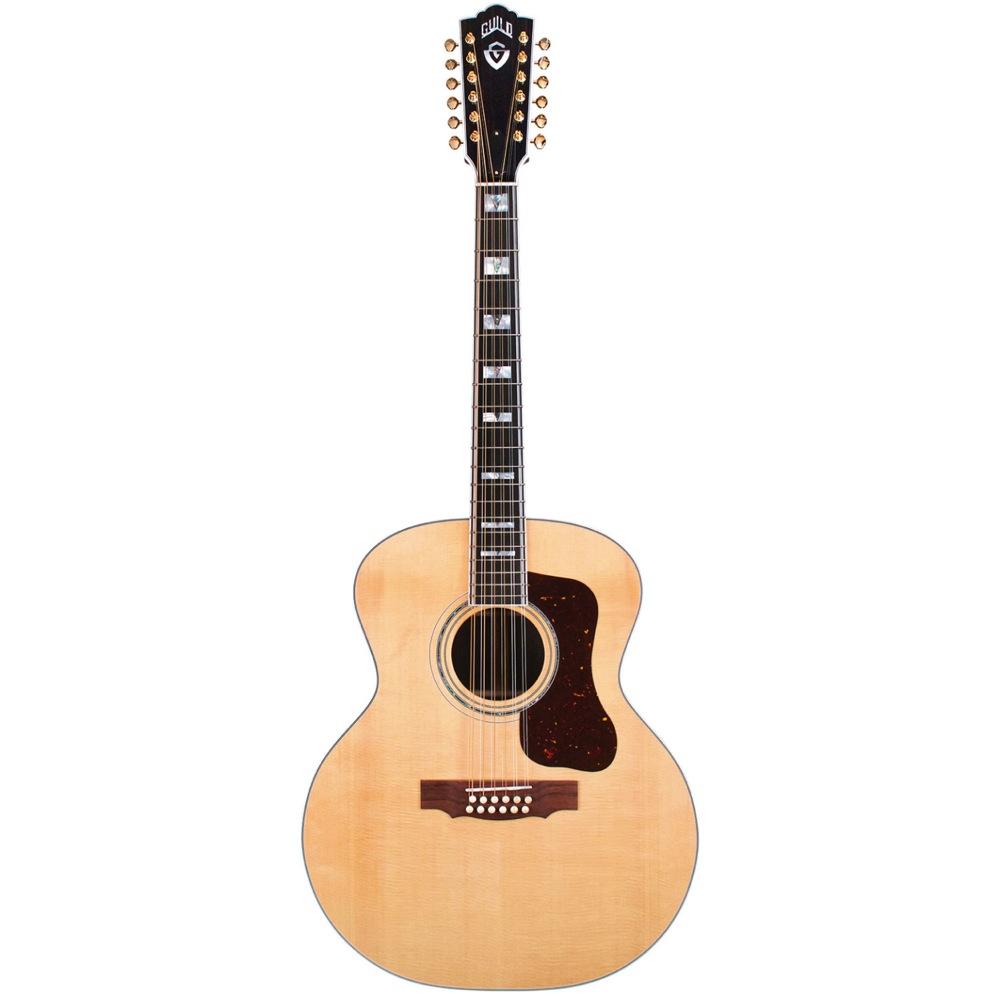GUILD USA SERIES F-512E NAT 12弦 アコースティックギター