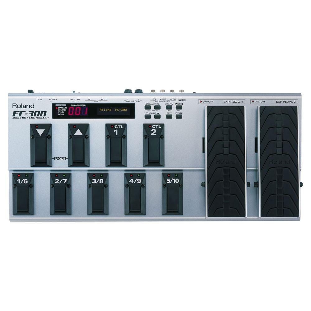 ROLAND FC-300 MIDIフットコントローラー