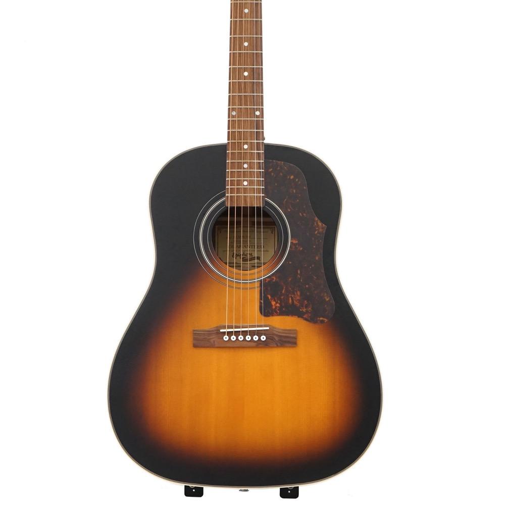 Epiphone AJ-45ME Acoustic Electric Masterbilt Sloped Shoulder Vintage Sunburst Satin アコースティックギター