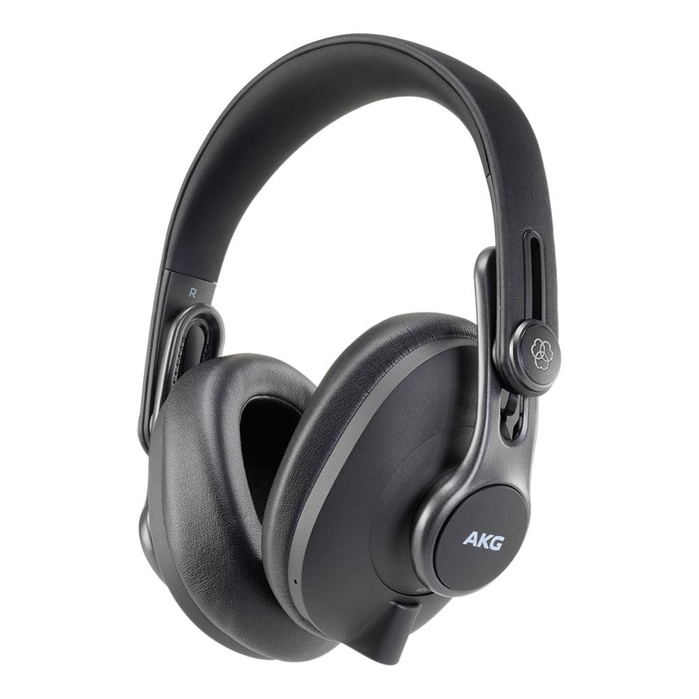 AKG K371-BT-Y3 Bluetooth対応 密閉型 モニターヘッドホン ヒビノ扱い 3年保証モデル