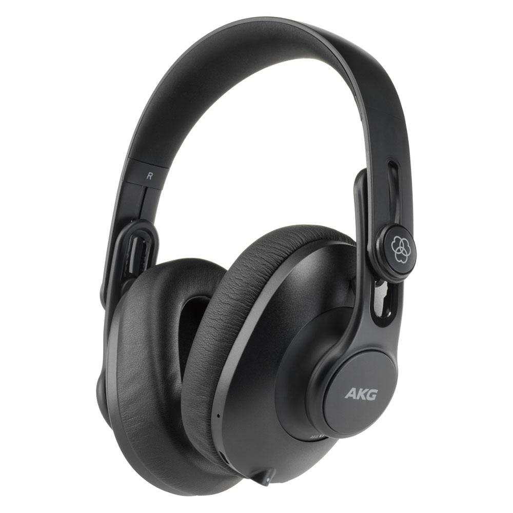 AKG K361-BT-Y3 Bluetooth対応 密閉型 モニターヘッドホン ヒビノ扱い 3年保証モデル