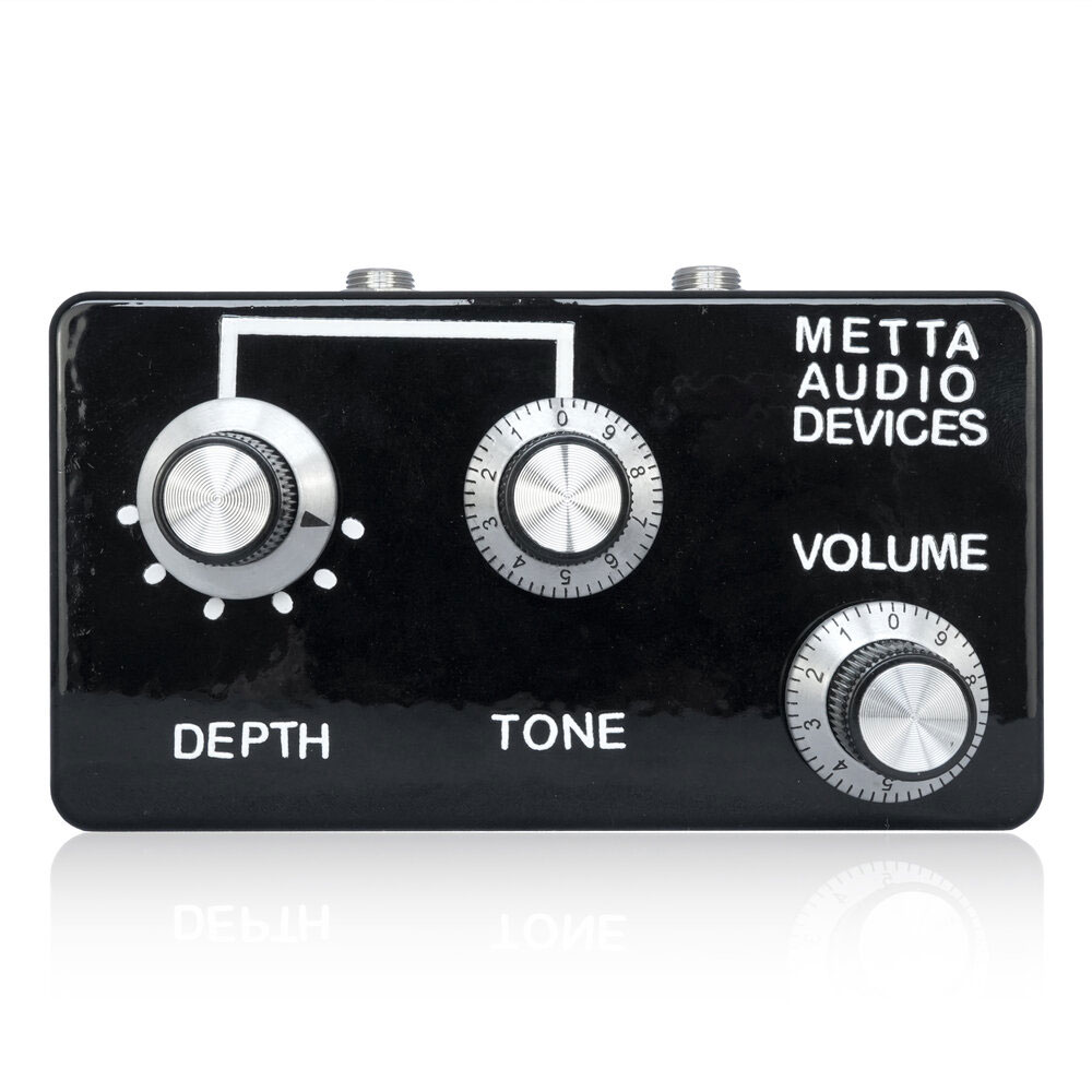 METTA AUDIO DEVICES VOLUME & ROTARY ギターエフェクター