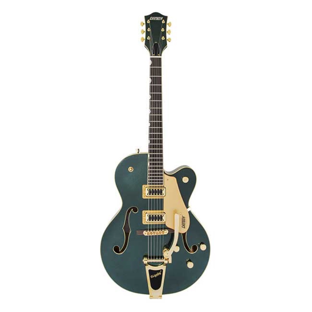 GRETSCH G5420TG Limited Edition Electromatic Hollow Body Single-Cut with Bigsby Cadillac Green エレキギター