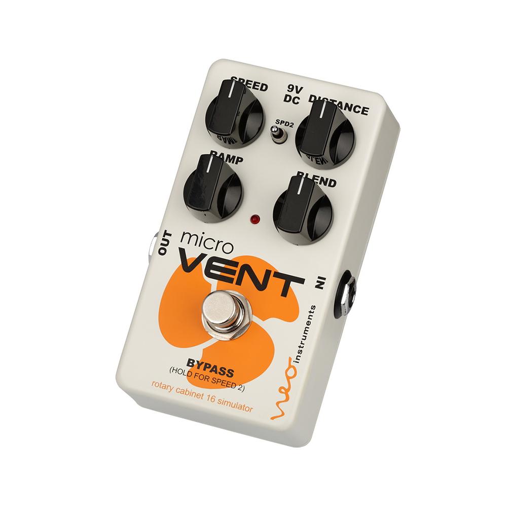 Neo Instruments micro VENT 16 ロータリースピーカーシミュレーター ペダル