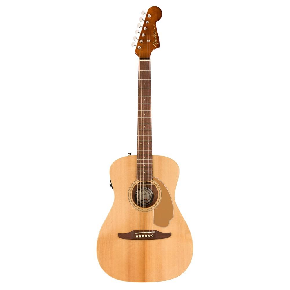 Fender MALIBU PLAYER NATURAL WN エレクトリックアコースティックギター