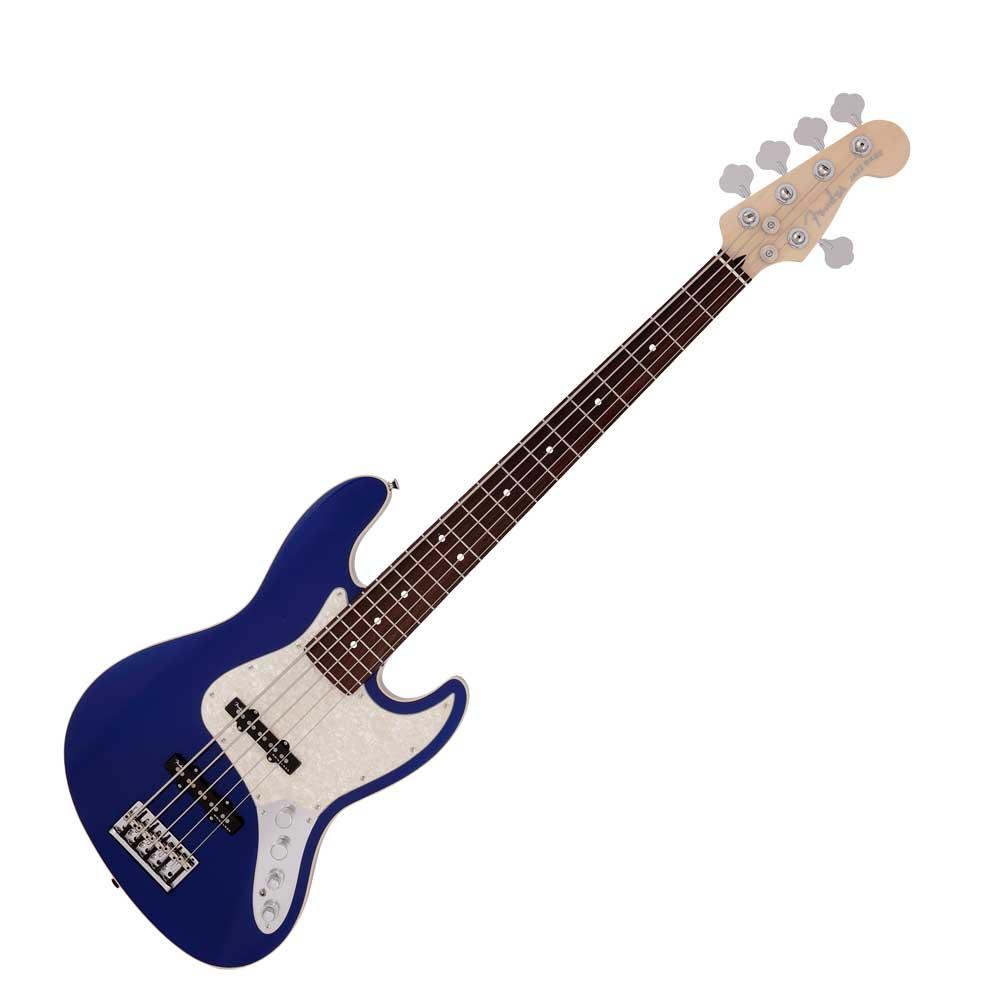 Fender Made in Japan Modern Jazz Bass V RW DOM エレキベース