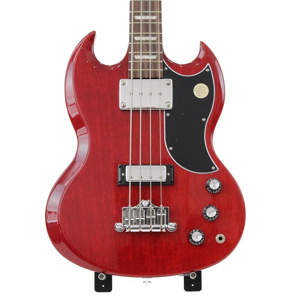 Gibson SG STANDARD BASS HERITAGE CHERRY エレキベース