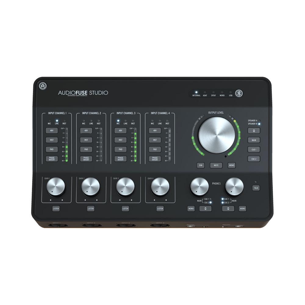 ARTURIA Audio Fuse Studio USBオーディオインターフェイス