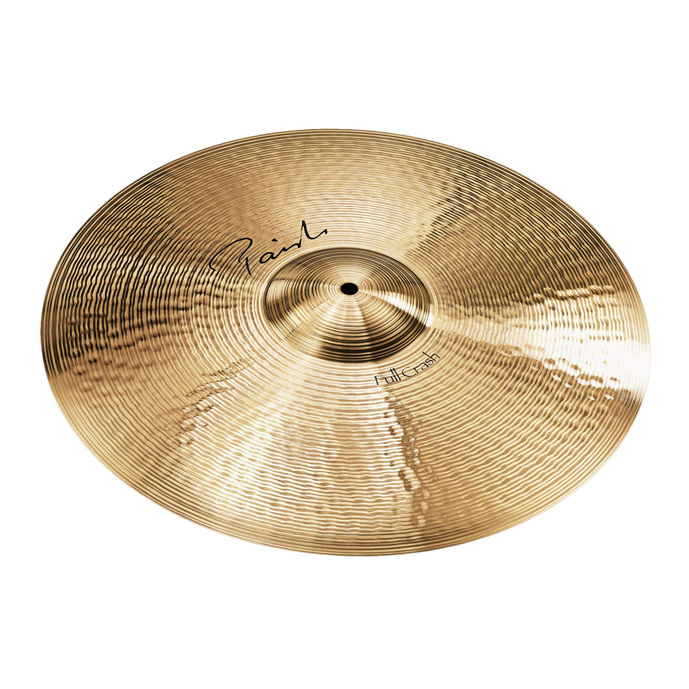 "PAISTE Signature Full Crash 14"" クラッシュシンバル"