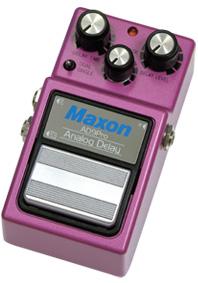 MAXON AD9Pro/ANALOG DELAY ギターエフェクター