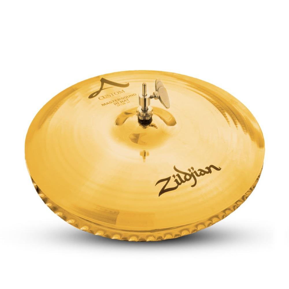 """ZILDJIAN A.Custom Master Sound HiHats 15""""TOP"""