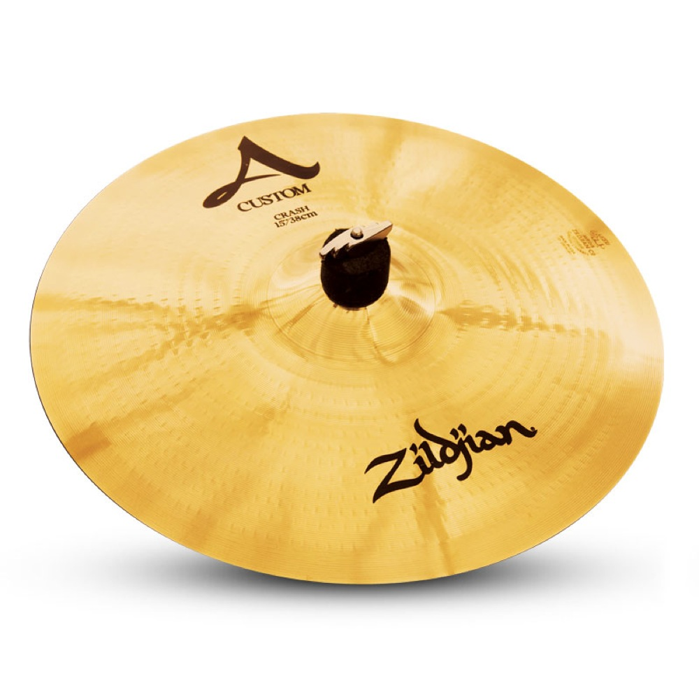 ZILDJIAN A.Custom Crash 15""