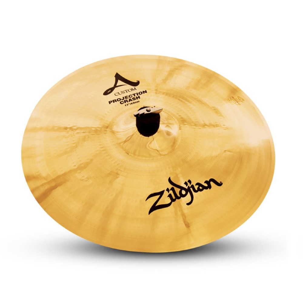 ZILDJIAN A.Custom Projection Crash 17""
