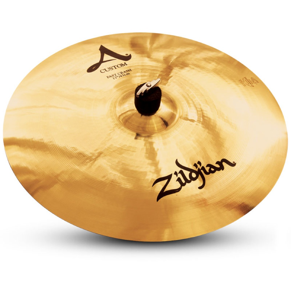ZILDJIAN A.Custom Fast Crash 17""